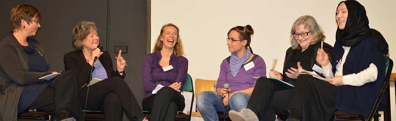 Podiumsdiskussion - Frauengesundheit - Generationen im Dialog