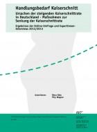 Broschüre: Handlungsbedarf Kaiserschnitt