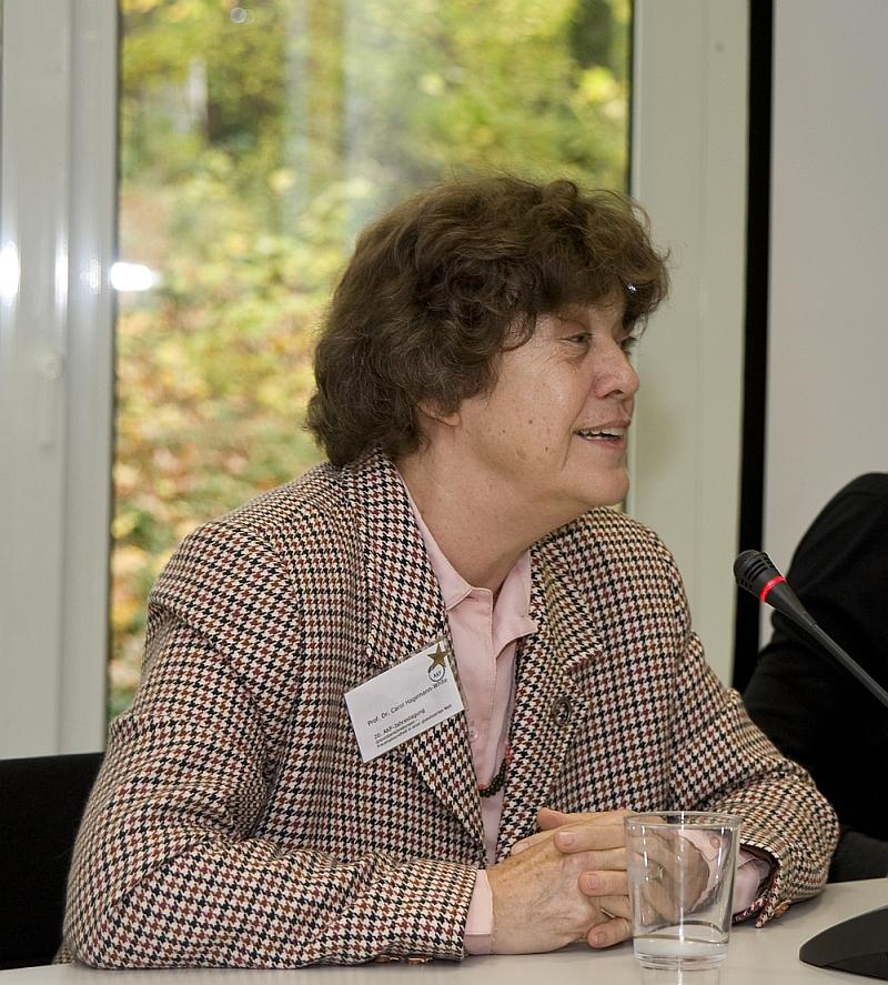 Carol Hagemann-White - AKF-Jahrestagung 2013