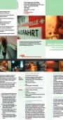 Flyer: Herzinfakt bei Frauen