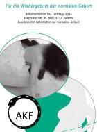 Für die Wiedergeburt der normalen Geburt:  Dokumentation des AKF-Fachtags zum Kaiserschnitt ist online