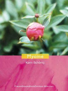 Buchcover: Myome von Karin Schönig
