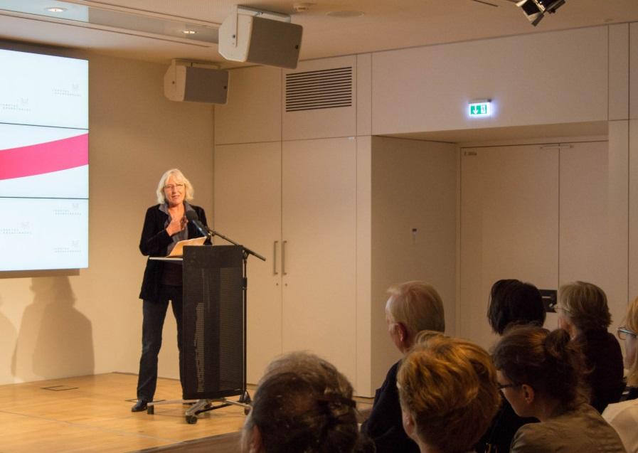 Karin Bergdoll, 2. Vorsitzende AKF